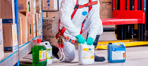 Product Safety (REACH, CLP, Biocides, etc.)