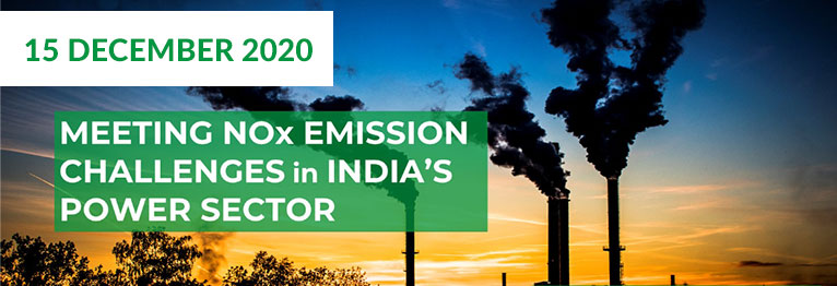 INERCO Webinar 15 December 2020 Meeting NOx emission challenges in India´s power sector