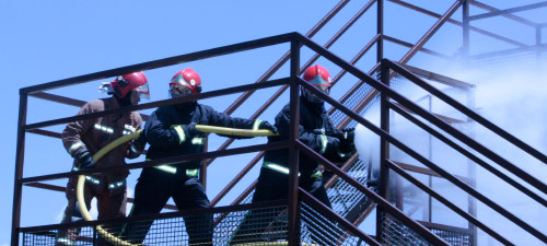 Industrial Emergency and Rescue Training